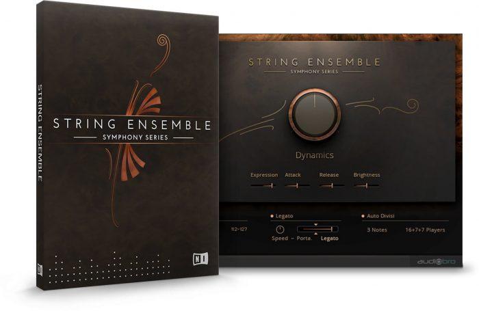 NI Symphony Series String Ensemble