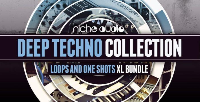 Niche Audio Deep Techno Collection