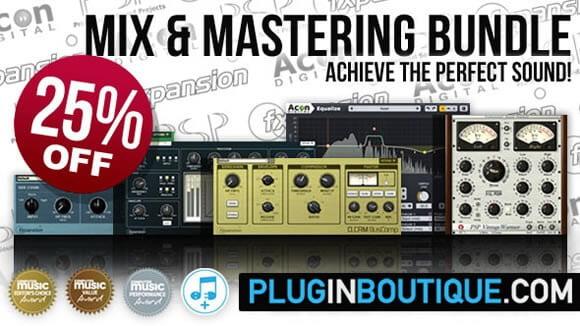 PIB Mix & Mastering Bundle