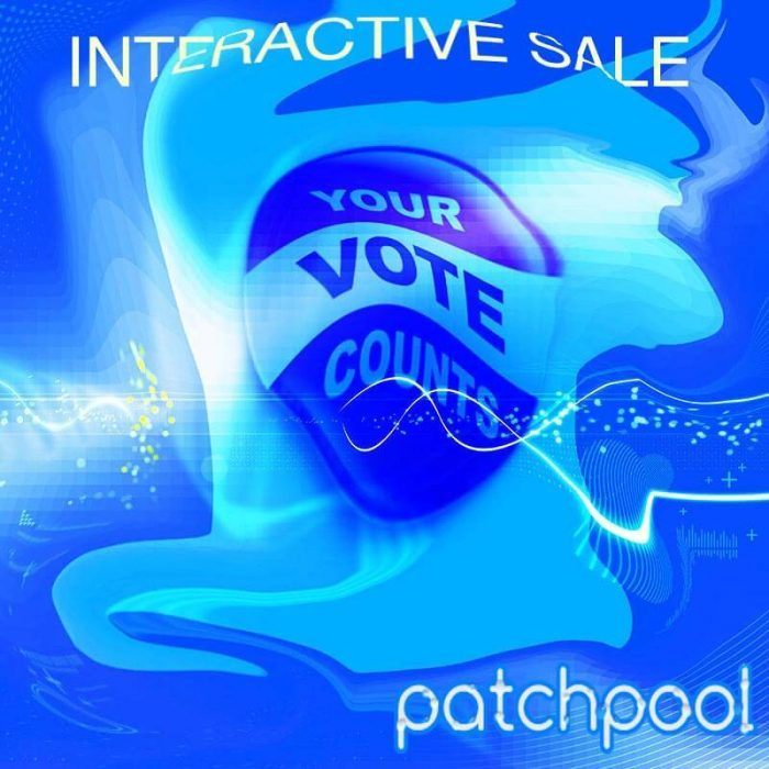 Patchpool Interactive Sale