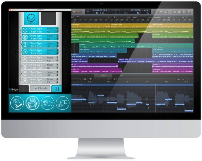 Precision Music Technology Leviathan