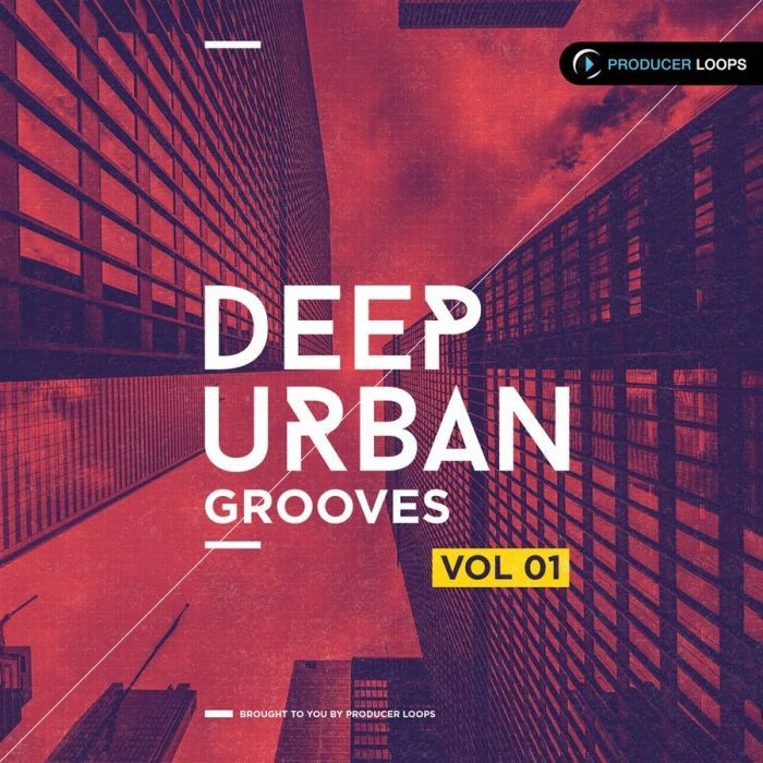 Producer Loops Deep Urban Grooves Vol 01