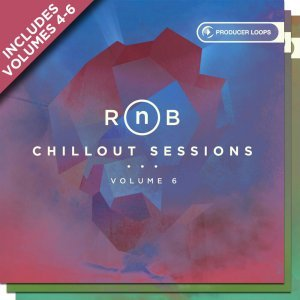 Producer Loops RnB Chillout Session 4-6