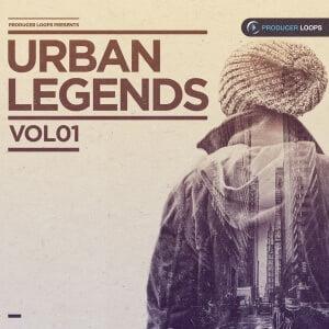 Producer Loops Urban Legends Vol 1