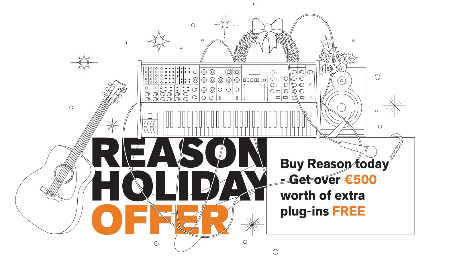 Propellerhead Reason sale