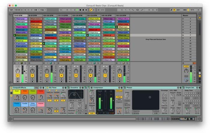 Puremagnetik Comput0 Beats