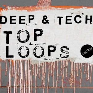 Raw Loops Deep & Tech Top Loops