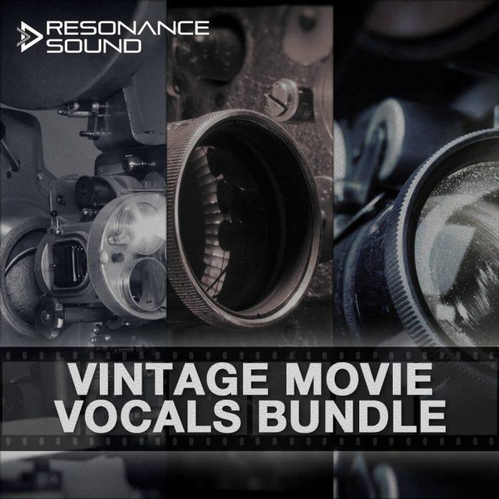 Resonance Sound Vintage Movie Vocals Bundle