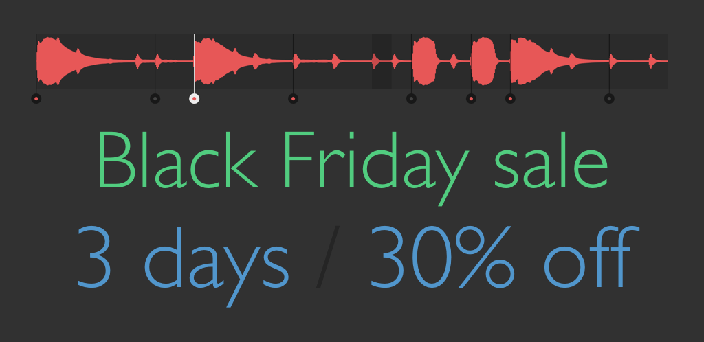 Sinevibes Black Friday Sale
