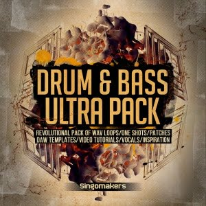 Singomakers Drum & Bass Ultra Pack