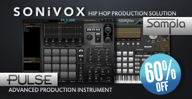 Sonivox Pulse Sample deal