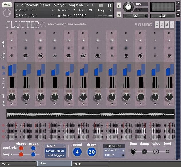 Sound Dust Flutter EP