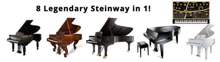 Sound Magic Mega Steinway