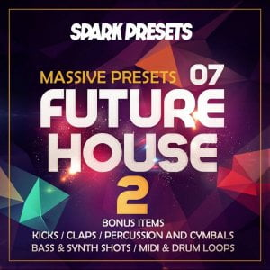 Spark Presets Future House Vol 2