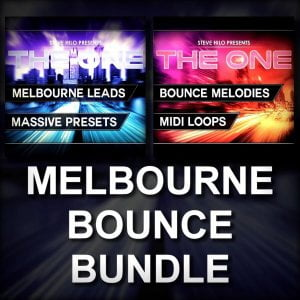 THE ONE Melbourne Bounce Bundle
