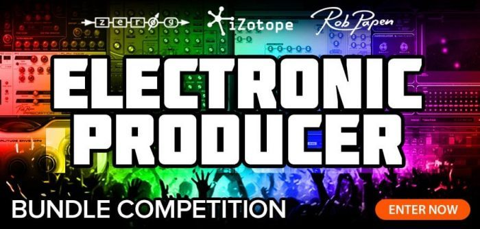Time+Space Electronic Producer Bundle Competition