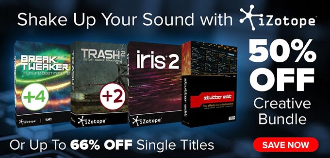 Time+Space iZotope sale