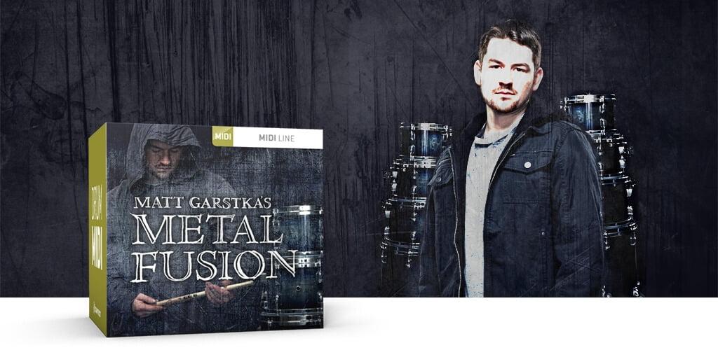 Toontrack Matt Garstka's Metal Fusion