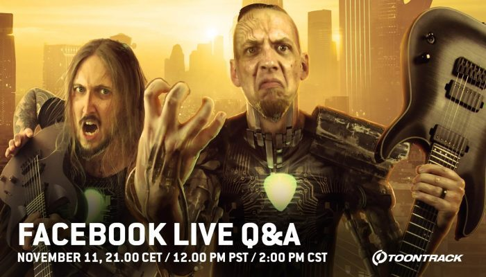 Toontrack Ola Englund and Keith Merrow Q&A