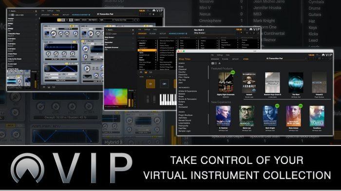 VIP Music Software