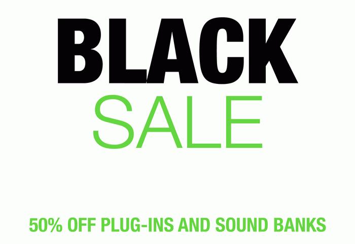 discoDSP Black Sale