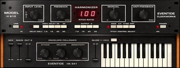 universal audio eventide h910