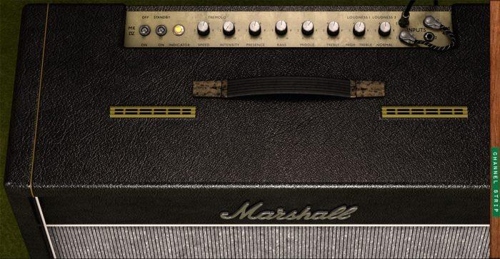 universal audio marshall bluesbreaker
