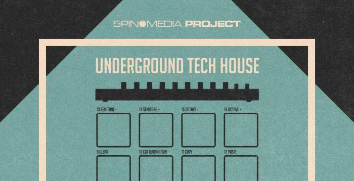 5Pin Media Underground Tech House