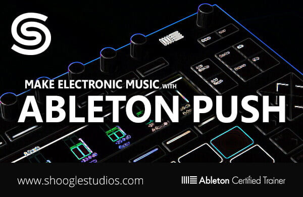 ADSR Make Electronic Music with Ableton Push