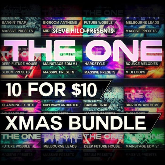 ADSR THE ONE Series 10 for 10 bundle