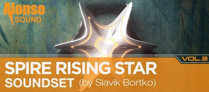 Alonso Sound Spire Rising Star Vol 3