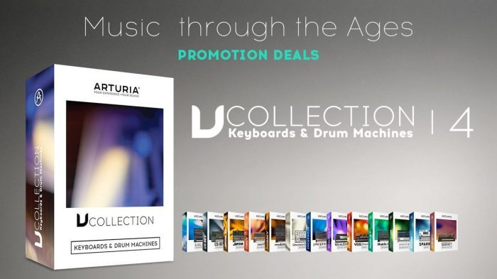 Arturia Music Through the Ages V Collection 4