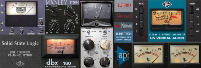 Audio School Online Classic Compressors