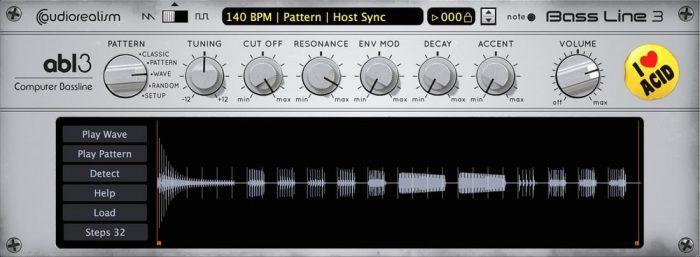 AudioRealism ABL3 wave