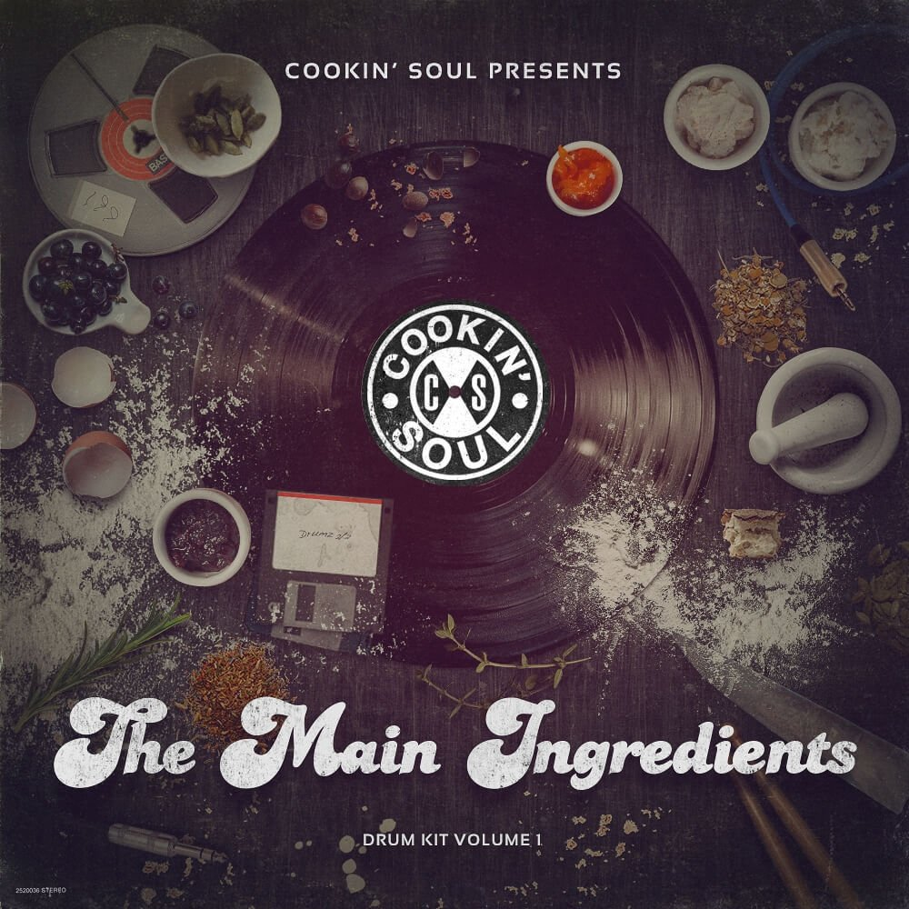 Cookin' Soul - Cookin' Soul Remixes