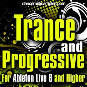 DMS Trance and Progressive for Ableton Vol 1