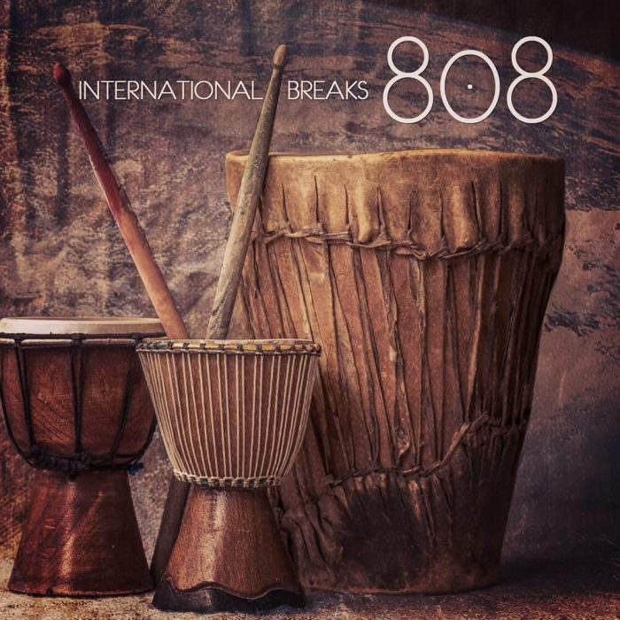 Drum Broker International Breaks 808