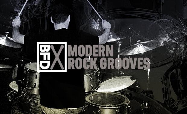 FXpansion Modern Rock Grooves