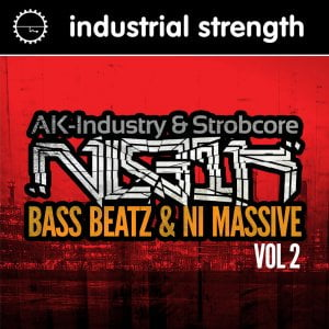 Industrial Strength Bass Beatz & NI Massive Vol 2