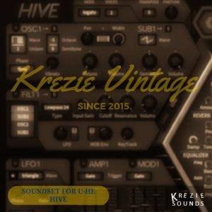 Krezie Sounds Krezie Vintage for Hive
