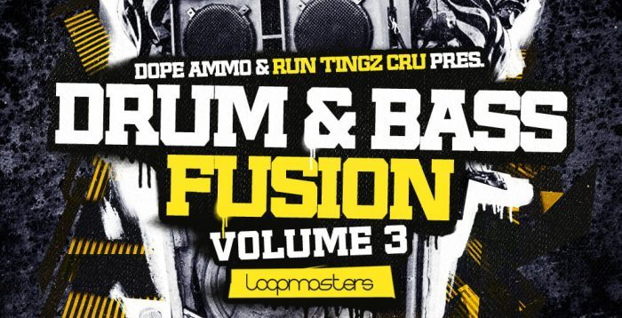 Loopmasters Drum & Bass Fusion Vol 3