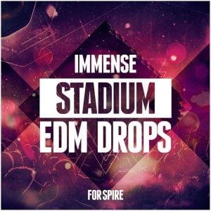 Mainroom Warehouse Immense Stadium EDM Drops for Spire