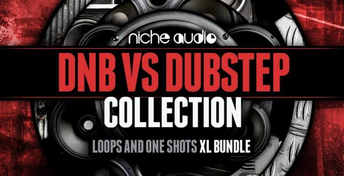 Niche Audio DnB vs Dubstep Collection