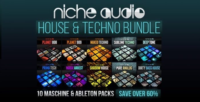 Niche Audio House & Techno Bundle