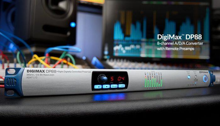 PreSonus DigiMax DP88