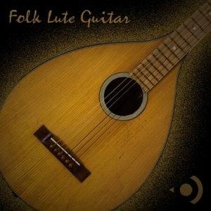 Precisionsound Folk Lute Guitar