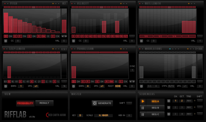 Red Earth Audio Rifflab