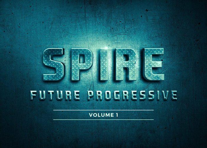 Sample Foundry Spire Future Progressive Vol 1