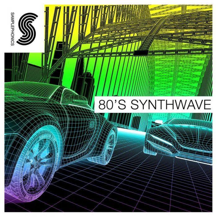 Samplephonics 80s Synthwave