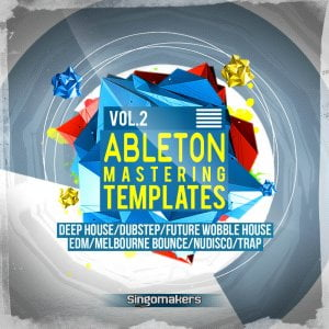 Singomakers Ableton Mastering Templates Vol 2